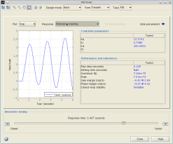 matlab pidtool with delay3